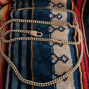 Michael Kors Crossbody Gold Strap